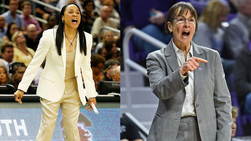 O número de treinadoras mulheres à frente de equipes universitárias dos EUA é mais baixo agora do que no passado