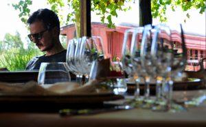 Foram nove vinhos provados e três bodegas visitadas (Andreia Fadanelli/Divulgação)