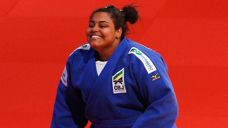 Brasil conquista mais três medalhas e termina na liderança na Geórgia