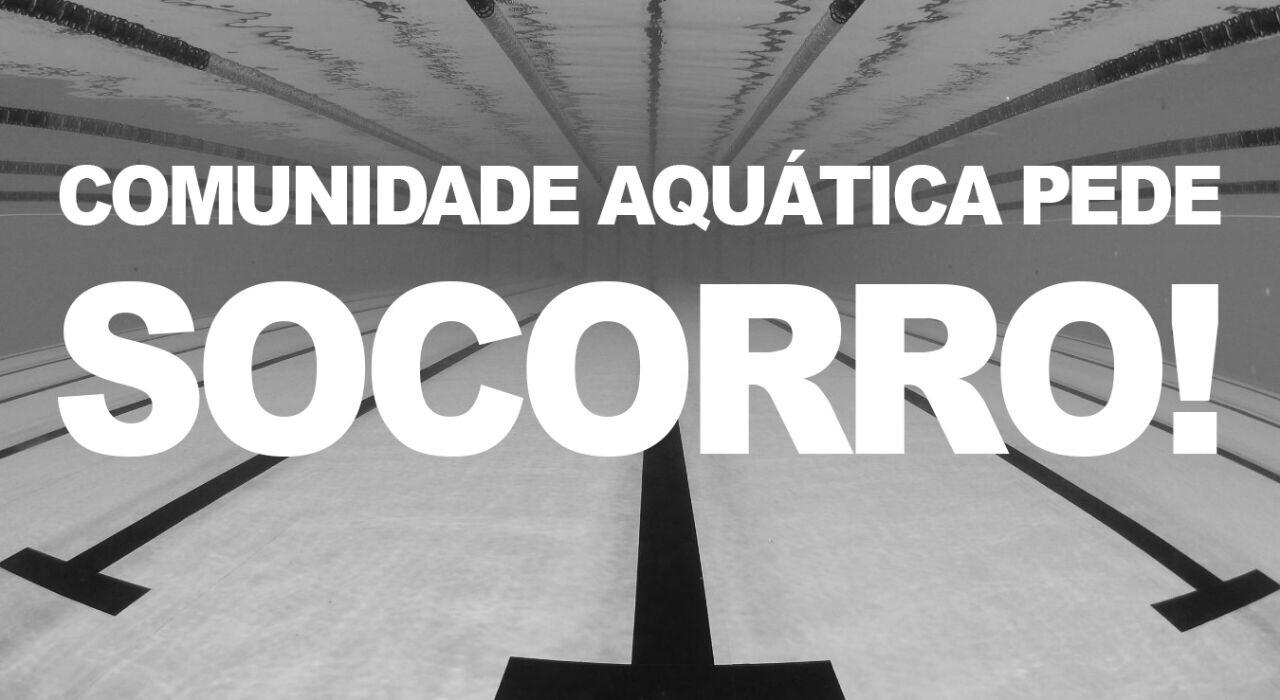Os esportes aquáticos do Brasil gritam por socorro