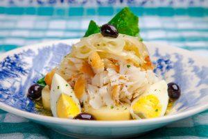 Combine o tradicional bacalhau com (Getty Images)