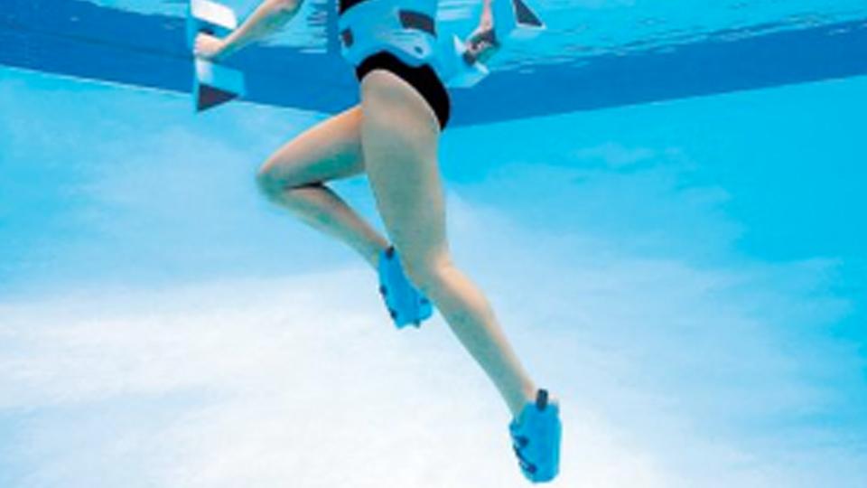 Conheça os benefícios do Deep Running, o treino de corrida embaixo da água