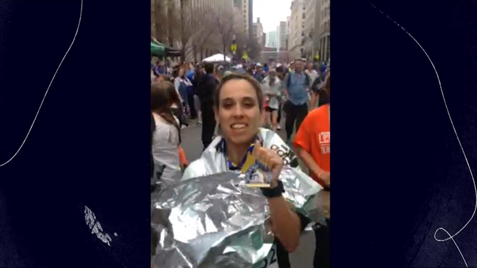 Luana Fleury completa a Maratona de Boston e compartilha a experiência de correr os 42k mais famosos do mundo