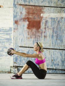Bolas mais pesadas também são usadas nos treinos (Getty Images)