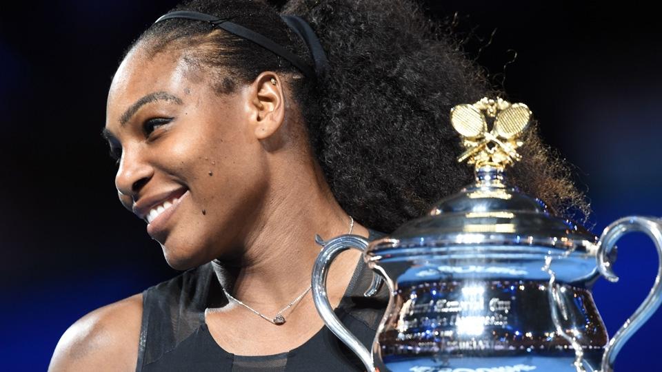 Agora grávida, Serena tenta quebrar tabu de mães campeãs do tênis