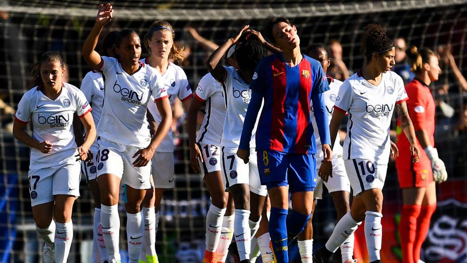 Brasileira marca, PSG atropela Barcelona e Champions feminina pode ter primeira final entre times de um mesmo país