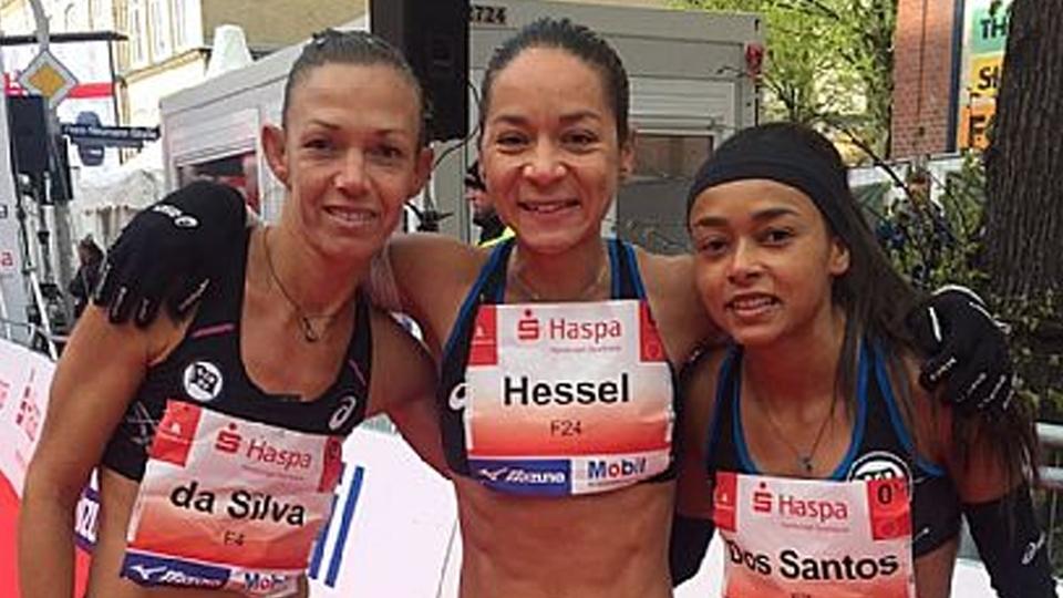 Três brasileiras e revezamento alcançam índices para mundial de atletismo