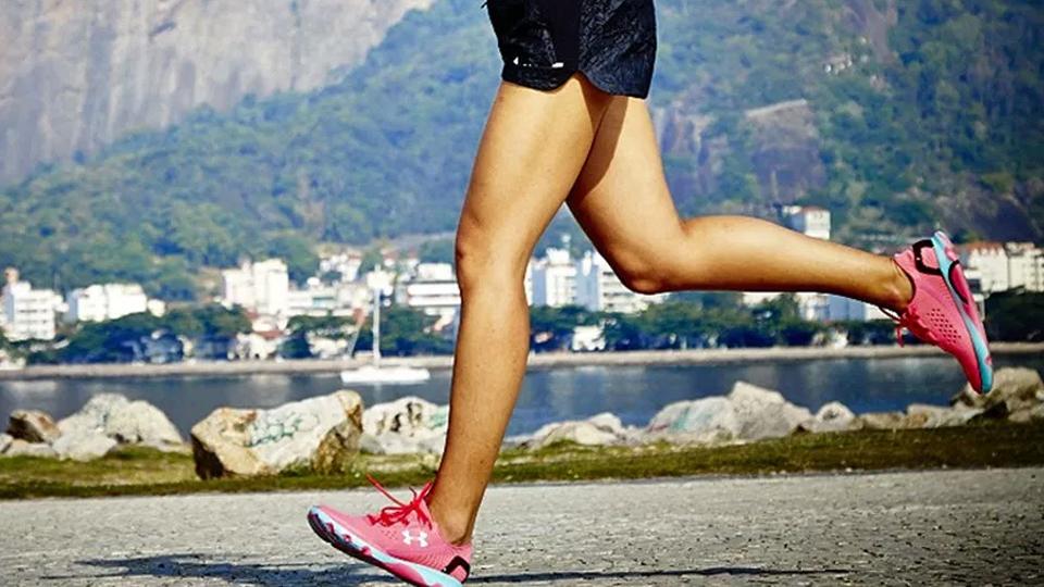 Correr não faz mal para seus joelhos, e pode até fazer bem