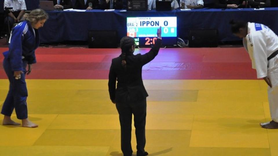 Seleção feminina é ouro no Pan-Americano de Judô