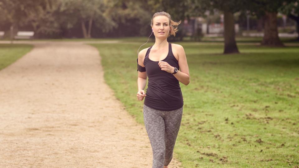Saiba três vantagens de olhar para frente durante a corrida