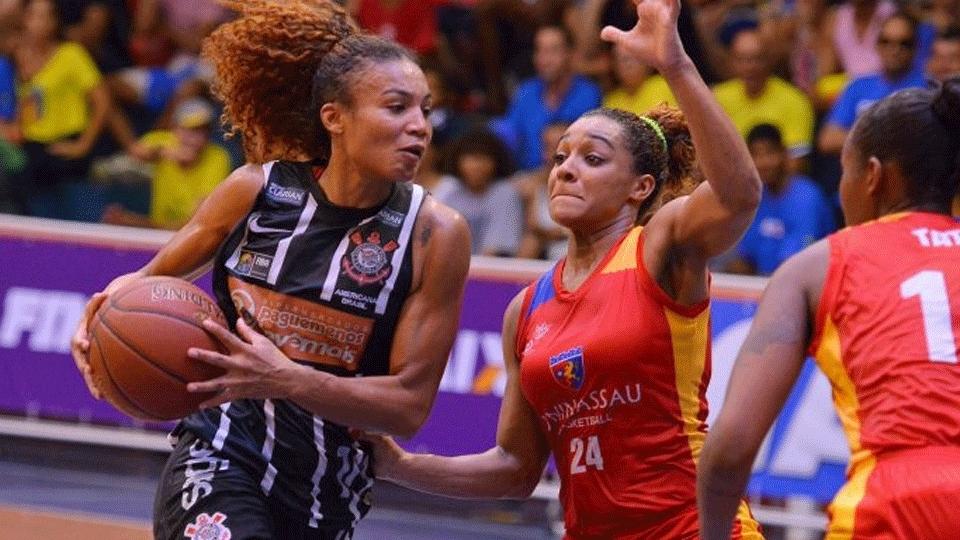 Corinthians vence jogo 5 e conquista a Liga de Basquete Feminino