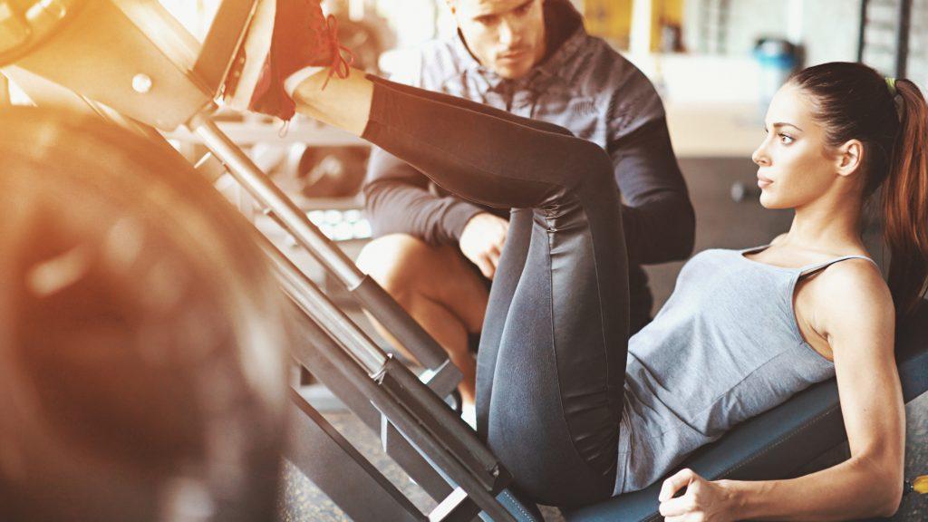 A divisão dos treinos em grupos musculares é de extrema importância