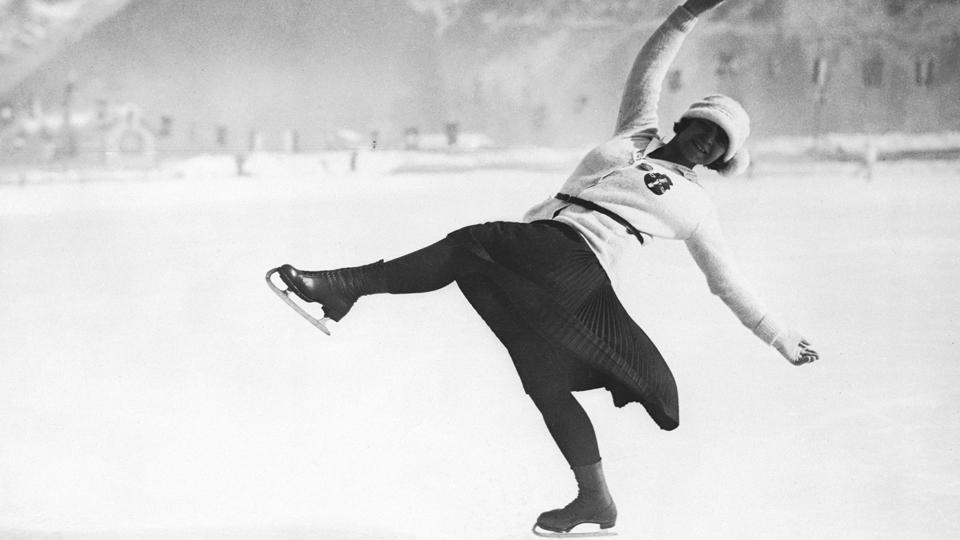 Lenda da patinação artística, Herma Szabo encerrou a carreira após uma polêmica decisão de arbitragem