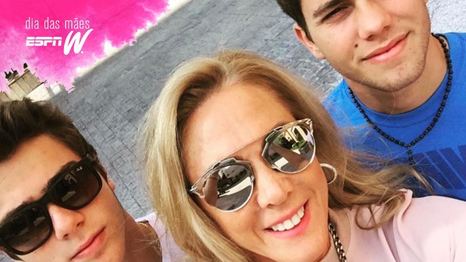 De rainha do basquete a mãe orgulhosa: Hortência Marcari conta como os filhos mudaram sua vida