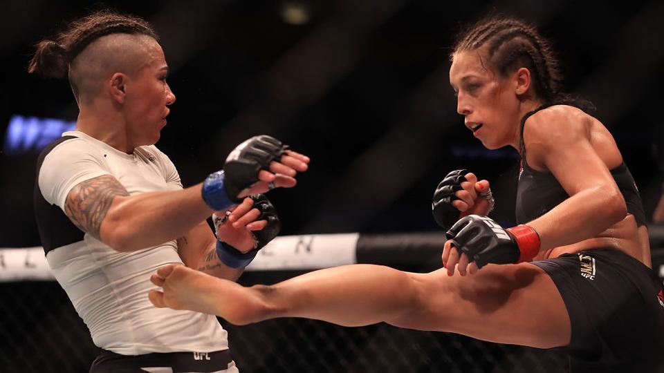 Medalha brasileira na Copa do Mundo de Ginástica e disputa de cinturão do UFC são destaque do final de semana