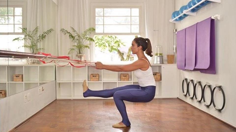 Ballet, pilates e yoga: o Barre Fit tem um pouco disso tudo e muito mais