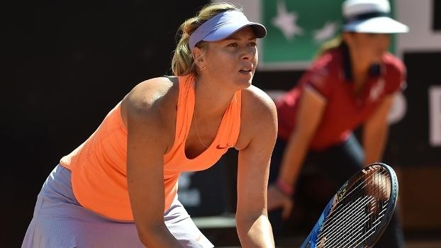 Sharapova não vai jogar Roland Garros: 'não devemos dar convite para quem volta de doping'