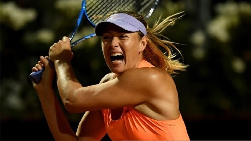 WTA critica Roland Garros por não convidar Sharapova após doping