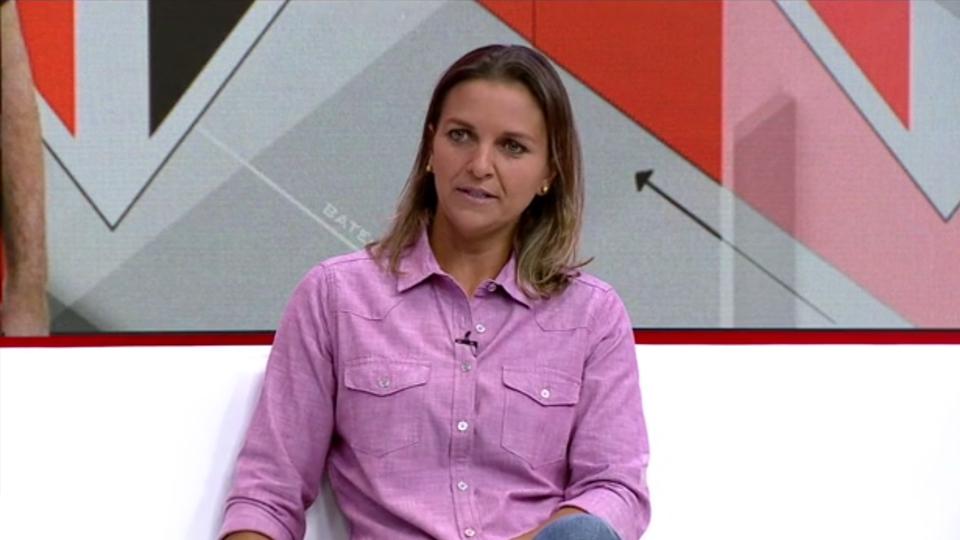 Juliana Cabral conta como e por que decidiu encerrar a carreira de jogadora de futebol