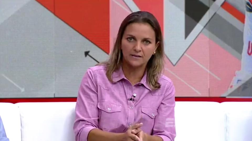 Ju Cabral questiona: 'Rogério foi colocado ali por conta das boas ideias ou porque mudaria o foco?'