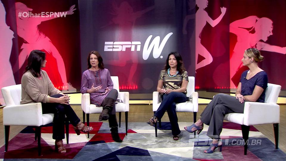 O empoderamento feminino está no foco do Olhar espnW desta semana