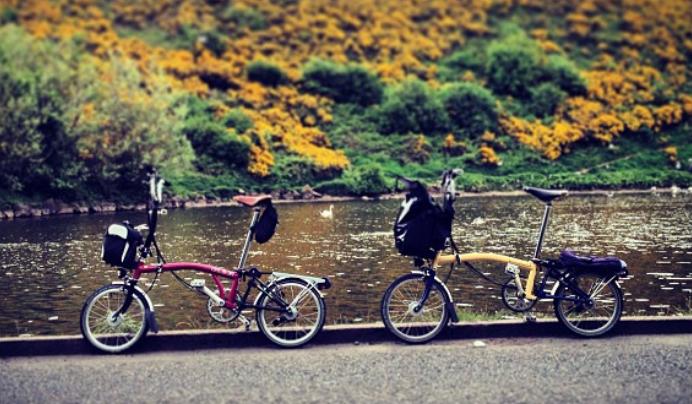 Bike Sabrina