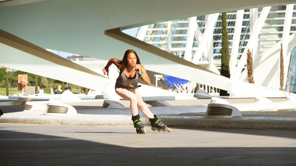 Dica de esporte: patinação fitness une diversão e trabalho muscular sobre rodinhas