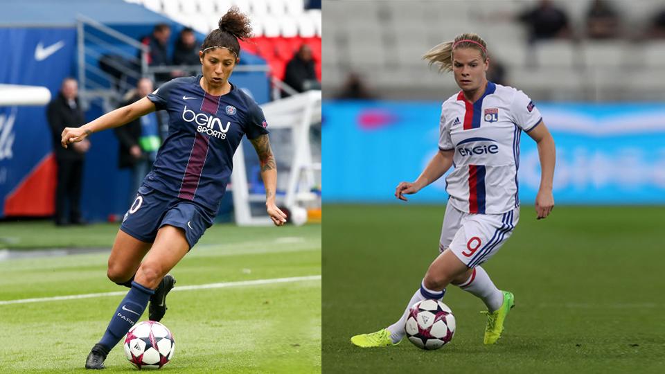 Duelo francês na final da Champions League feminina entre Lyon e PSG tem equilíbrio na atualidade e 'freguesia' na história