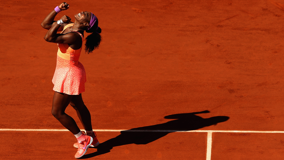 Ascensão e reinado: crescendo à luz de Serena Williams