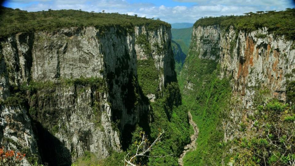 Dica de Viagem: as belezas naturais e as aventuras esportivas da região do Cânion Itaimbezinho