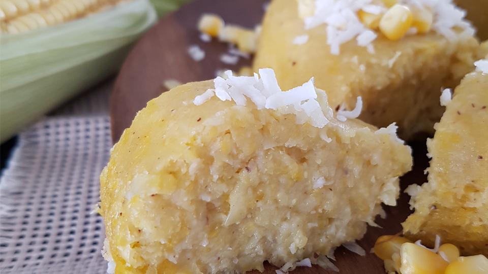 Monica Wagner ensina uma receita de bolo de milho para curtir as festas juninas com mais saúde
