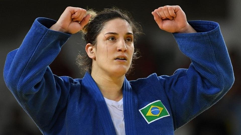 Mayra Aguiar e David Moura fecham Grand Prix de Cancún com mais dois ouros para o Brasil