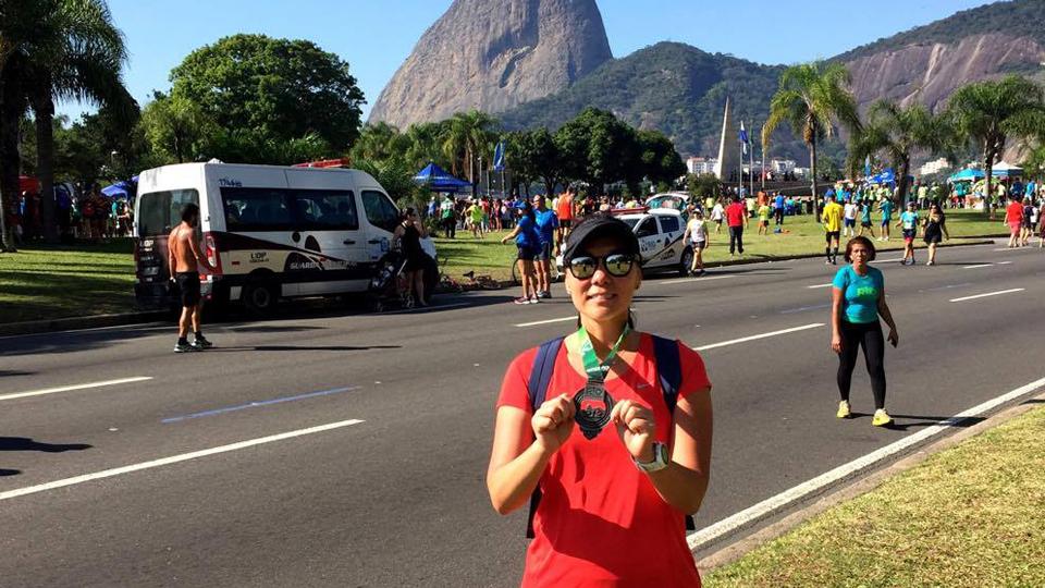 Semana de muito 'mimimi', pouco treino e Meia Maratona no Rio de Janeiro