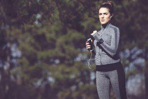 Os exercícios aeróbicos, como a corrida, recebem um cuidado especial nesta estação (Getty Images)