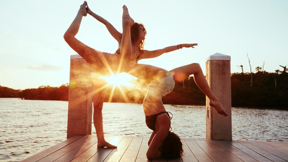 No Dia Internacional do Yoga, confira algumas versões bem curiosas desta prática milenar