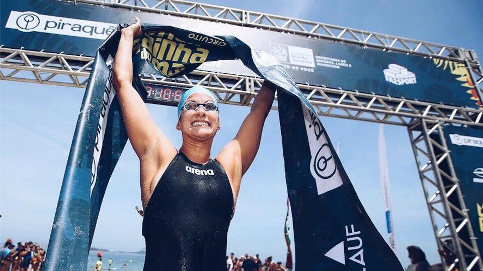 Sobre Maratona Aquática e outras coisas