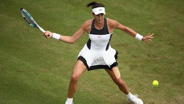 WTA Premier de Birmingham: Lances de Garbiñe Muguruza 2 x 0 Alison Riske