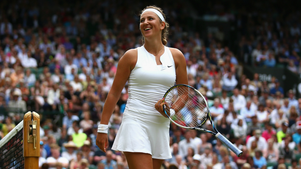 Prestes a voltar aos Grand Slams, Victoria Azarenka mostrou que ainda é uma das maiores do tênis mundial