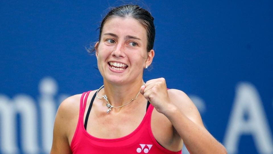 Sevastova dá troco em García e está na final em Mallorca pelo 2º ano seguido