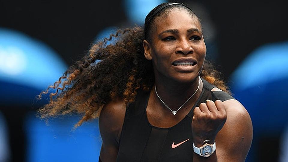 Serena rebate lenda do tênis que disse que ela seria '700 do mundo entre os homens'