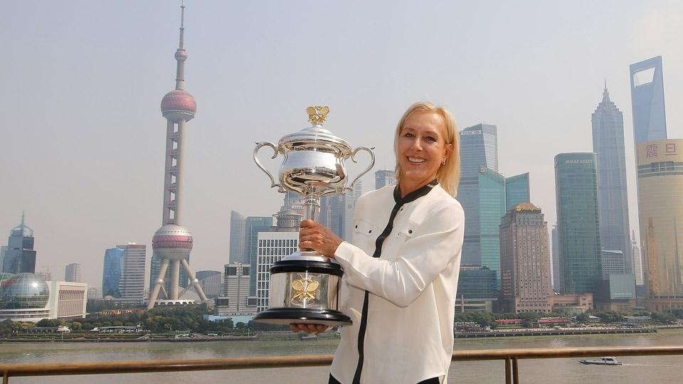 Navratilova sobre lenda do tênis: 'Racista e homofóbica'