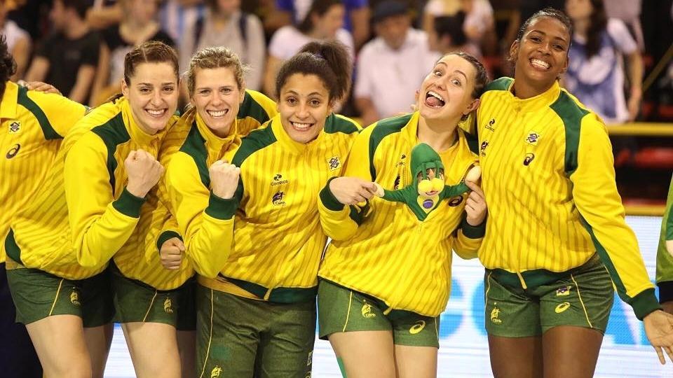 Brasil cai no grupo de campeãs olímpicas no Mundial de handebol