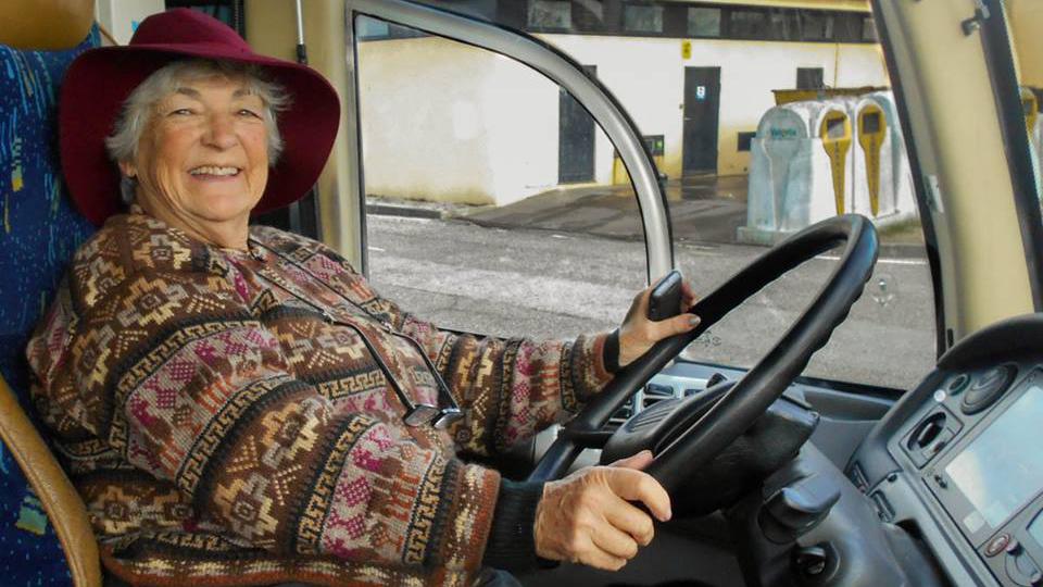 Mulher Inspiradora: ela vai celebrar oitenta anos de vida desbravando as estradas da América do Sul