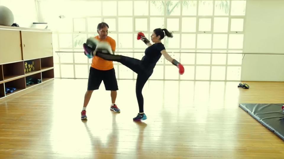 MMA também é para nós, mulheres!