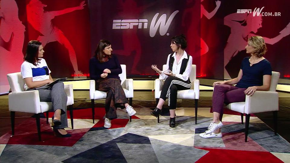 O 'athleisure' é a tendência de moda que está no foco do Olhar espnW desta semana