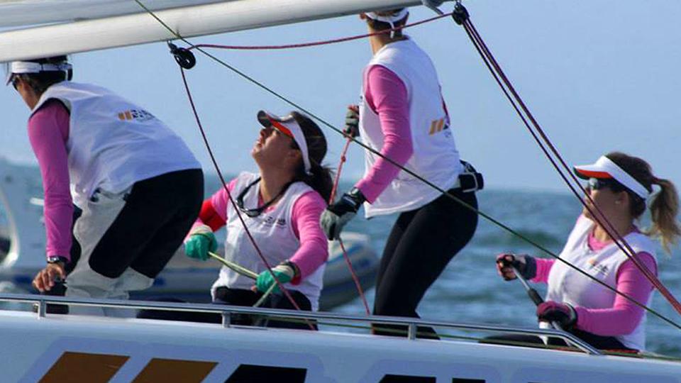 Após dois anos afastada por causa de um câncer, Tatiana Almeida retorna ao esporte para a Semana de Vela de Ilhabela