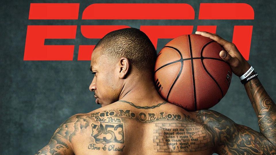 ESPN Body Issue 2017: 'Se as pessoas não acreditam em mim, eu as farei acreditar', o lema de Isaiah Thomas