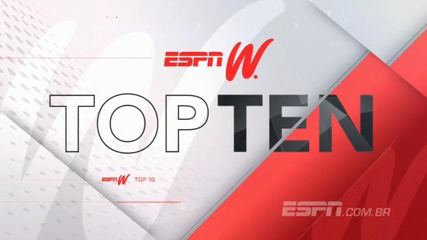 Cestas incríveis na WNBA, golaço de bicicleta e mais; veja o Top 10 do espnW da semana