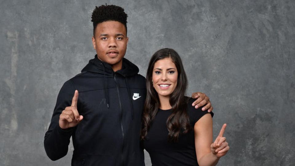 Protagonistas de um feito inédito, Kelsey Plum e Markelle Fultz compartilham uma amizade movida a basquete
