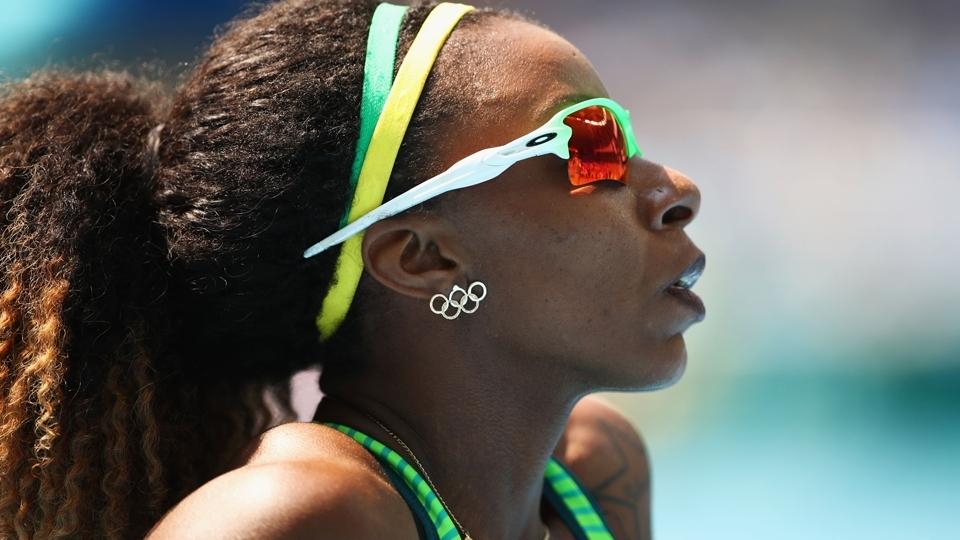 Rosangela Santos é oitava em Londres; Thompson é ouro